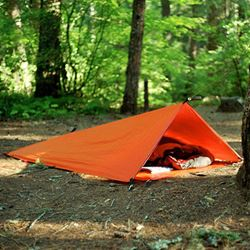Picture of One man Orange Tent