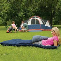 Picture of Universal Zipped Sleeping Bag