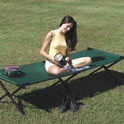 Picture of Classic Camping Bed