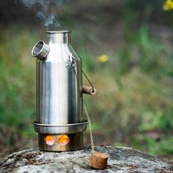 Picture of Wood-burning Camping Kettle
