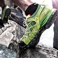 Picture of Wildfire Salewa Climbing Shoes